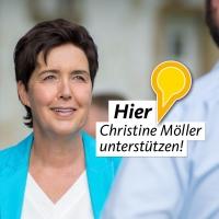 Hier Christine Möller unterstützen!