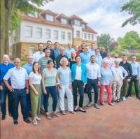 Die Gemeinderatskandidatinnen und -kandidaten der Hagener CDU